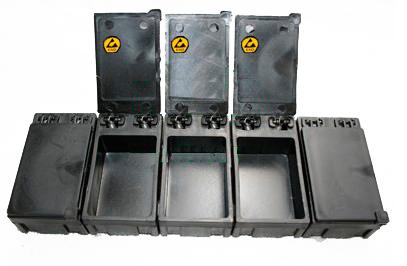 Антистатический контейнер DOKA-C003 для компонентов