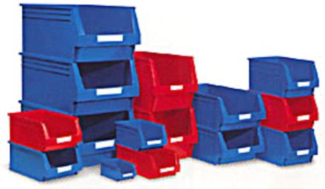 Лоток складской составной, тара для склада  DOKA-8022
